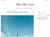 shershegoes.com