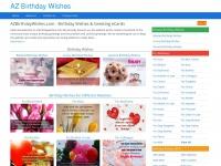 azbirthdaywishes.com