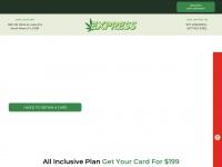 expressmarijuanacard.com