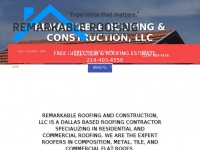 remarkable-roofing.com