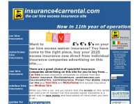 insurance4carrental.com