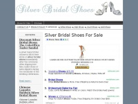 silver-bridal-shoes.com