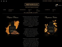 nefariousperfumes.com