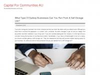 Capitalforcommunities.org