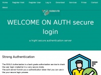 Auth.ssolo.co.uk