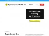 rogerssnowbikerentals.com