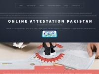 onlineattestationpakistan.com