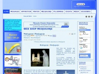 Web shop Medjugorje - / - MEDJUGORJE - MESSAGES - APPARITION - WEB SHOP - MEĐUGORJE
