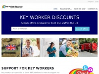 Keyworkerdiscounts.uk
