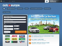 autoeurope.ie Thumbnail