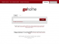 Nekretnine GoHome.hr - trazilica za nekretnine Hrvatska - Oglasi za prodaja, najam - sve na jednom mjestu