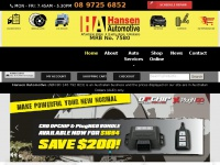 hansenautomotivecentre.com