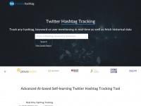 trackmyhashtag.com