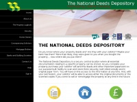 thedeedsdepository.com