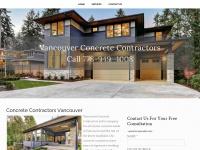 vancouverconcretecontractor.ca