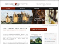 demeures-et-proprietes-de-france.com