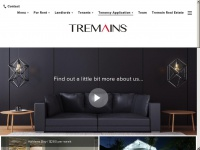 tremainsrentals.co.nz