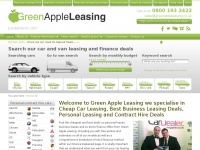 greenappleleasing.co.uk