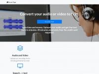 voicetoscript.com