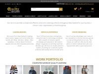 qualityuniforms.co.nz