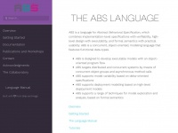 abs-models.org