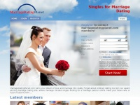 marriagedatingplanet.com