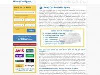 hire-a-car-spain.com