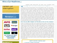 hire-a-car-heathrow.com
