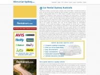 hire-a-car-sydney.com
