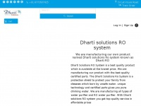 dhartisolutions.com