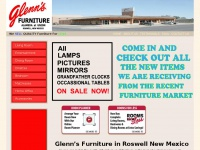 glennsfurniturestore.com