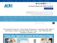 agmpromotionalproducts.com