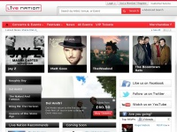 Concert Tickets and Tour Dates | Live Nation UK