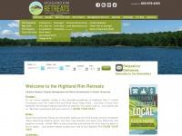 highlandrimretreats.com