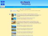M-tours.org