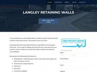 Langleyretainingwalls.ca