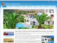 anthos-apartments.com