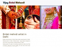 vijaybridalmehandi.com