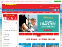 Budgettravel.ie - Holidays, Cheap Sun Holidays 2014, Budget Air Fares, Sun Package Holidays, All Inclusive Sun Holidays from Ireland, Last Minute Holiday Deals, Family Breaks, Holidays from Dublin - Budget Travel