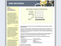 dwi-records.org