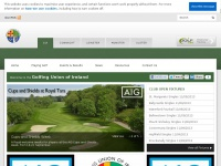 Gui.ie - Golfing Union of Ireland - GUI