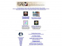 The FaRo - Entertainment & Business Services - Las Vegas - Roy Rendahl