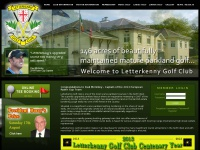 Letterkenny Golf Club - Barnhill, Letterkenny, Co.Donegal, Ireland