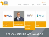 africaninsuranceawards.org