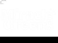 miraclegreens.com