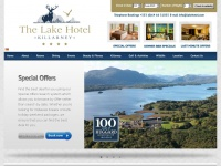 Hotels In Killarney, Killarney Hotels, Luxury Hotels Killarney, Hotel Killarney - Lake Hotel
