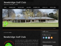 Newbridge Golf Club  Home | Newbridge Golf Club