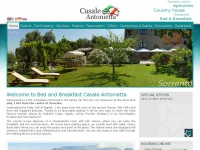 Sorrento bed and breakfast Casale Antonietta Sorrento b&b Sorrento Italy weddings in Sorrento