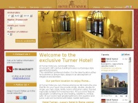 4-star Hotel Porta Pia Rome - Hotel Turner Official Site
