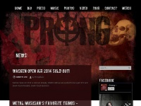 prongmusic.com